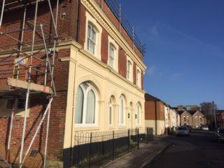 Thumbnail 2 bed flat to rent in 36 Edward Road, Southampton