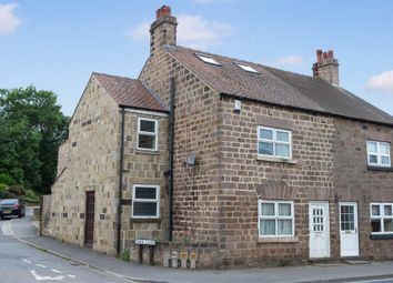 Thumbnail 3 bed semi-detached house for sale in High Street, Spofforth, Harrogate