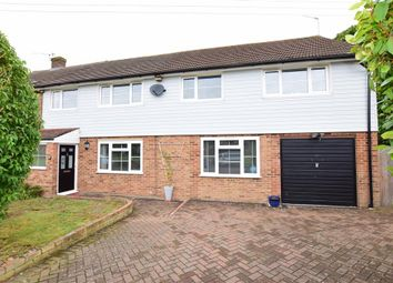 Thumbnail 5 bed semi-detached house for sale in Alban Crescent, Farningham, Kent