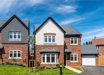 "4 bed detached house for sale in ""Calver"" at Starflower Way, Mickleover, Derby DE3"