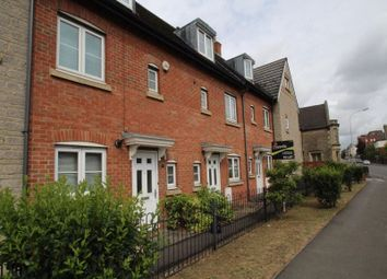 Thumbnail 3 bed town house to rent in Marlborough Road, Old Town, Swindon