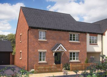 "Thumbnail 4 bed detached house for sale in ""The Canterbury"" at Pioneer Way, Bicester"