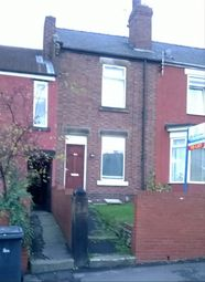 Thumbnail 2 bed terraced house to rent in St Johns Road, Eastwood, Rotherham