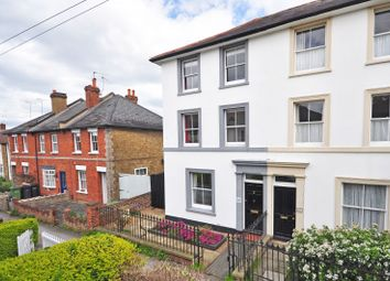 Thumbnail 4 bed semi-detached house to rent in Church Walk, Leatherhead
