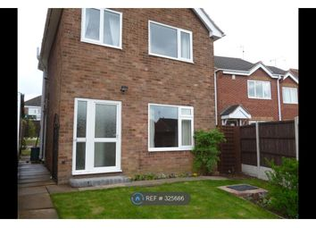 Thumbnail 3 bed detached house to rent in Cauby Close, Sileby, Loughborough