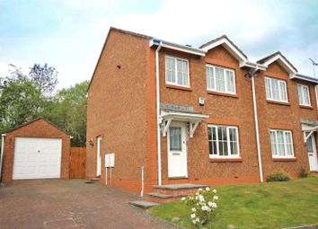 Thumbnail 3 bed semi-detached house for sale in 13 Garbridge Court, Appleby-In-Westmorland, Cumbria
