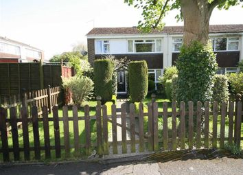 Thumbnail 3 bedroom end terrace house for sale in Gainsborough Avenue, Kintbury, Berkshire
