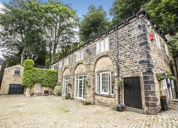 Thumbnail 4 bed detached house for sale in Trimmingham Lane, Halifax, West Yorkshire