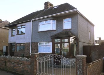 Thumbnail 3 bed semi-detached house for sale in Bertha Road, Port Talbot, West Glamorgan