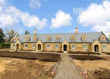 Brampton Manor Gardens, Brampton Park, Brampton, Huntingdon PE28. 3 bed end terrace house for sale