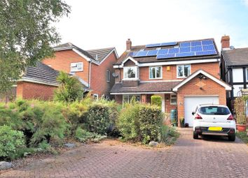 Thumbnail 5 bed detached house for sale in Marshfoot Lane, Hailsham, East Sussex