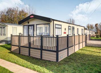 Thumbnail 2 bedroom mobile/park home for sale in New River Bank, Littleport, Ely