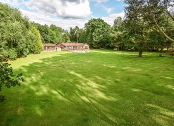 Thumbnail 6 bedroom detached house for sale in Lower Wokingham Road, Crowthorne