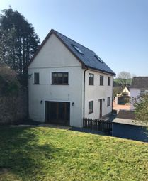 Thumbnail 4 bed detached house for sale in Lower Lamphey Road, Pembroke