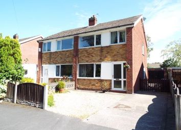 Thumbnail 3 bed semi-detached house for sale in Western Drive, Leyland