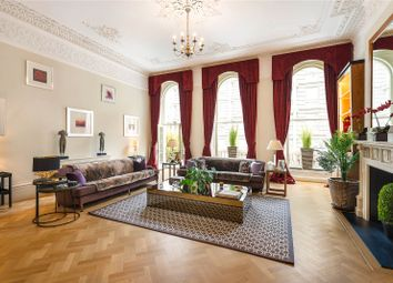 Lancaster Gate, London W2. 3 bed flat for sale