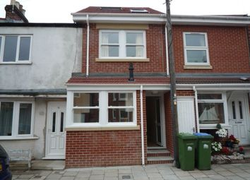Thumbnail 3 bed town house to rent in Bath Street, Southampton