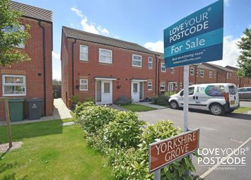Thumbnail 2 bedroom semi-detached house for sale in Yorkshire Grove, Walsall