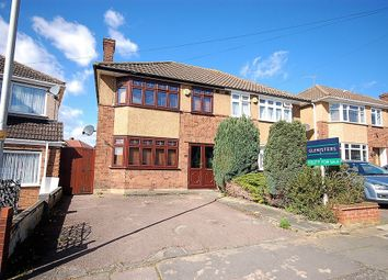 Thumbnail 3 bedroom semi-detached house for sale in Glenton Way, Romford