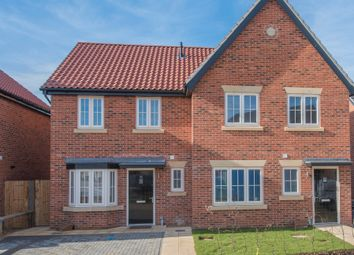 Thumbnail 3 bedroom semi-detached house for sale in Church Street, Northrepps, Cromer