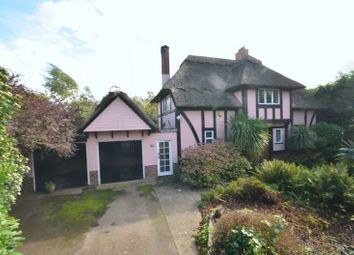 Thumbnail 3 bed cottage for sale in Plumstead Road, Thorpe End, Norwich