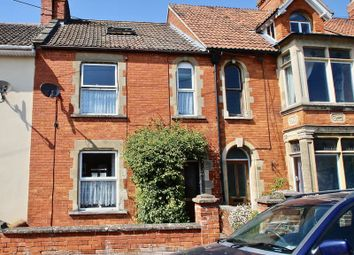 Thumbnail 4 bed terraced house for sale in Manor House Gardens, Northload Street, Glastonbury