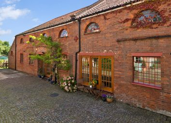Thumbnail 4 bed link-detached house for sale in South Walsham Road, Panxworth, Norwich
