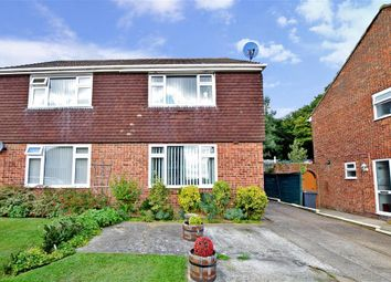 Thumbnail 3 bed semi-detached house for sale in Chestnut Drive, Sturry, Canterbury, Kent