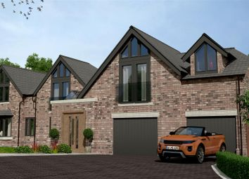 Thumbnail 6 bed detached house for sale in Pasture Croft, Haven Pastures, Liveridge Hill, Henley In Arden, Warwickshire