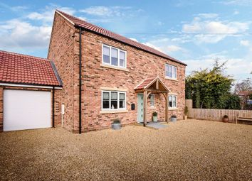 Thumbnail 4 bed detached house for sale in White Plot Road, Methwold Hythe, Thetford