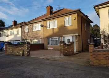 Thumbnail 3 bed semi-detached house to rent in Balmoral Drive, Hayes