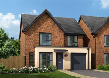 "Thumbnail 3 bed detached house for sale in ""Alston"" at Ffordd Y Mileniwm, Barry"