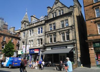 Thumbnail 2 bed flat to rent in High Street, Perth