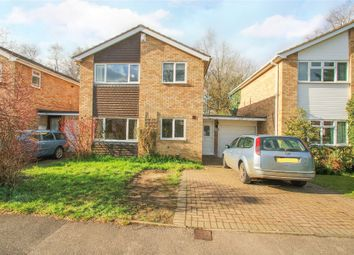 3 bed link-detached house for sale in Foxcote, Finchampstead, Wokingham, Berkshire RG40