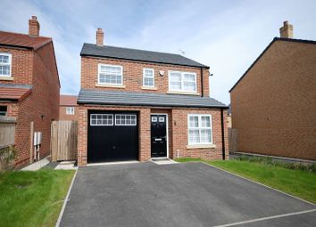 Thumbnail 3 bed detached house to rent in Aspen Way, Morpeth