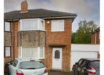 Thumbnail 3 bed semi-detached house for sale in Pelsall Road, Brownhills, Walsall
