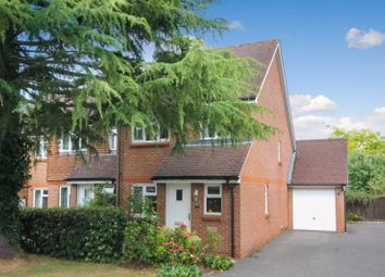 Thumbnail 3 bed semi-detached house for sale in Springvale Close, Bookham, Leatherhead