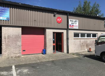 Thumbnail Light industrial to let in Unit 17 Gaerwen Industrial Estate, Gaerwen, Anglesey