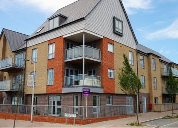 Thumbnail 1 bed flat for sale in Repton Avenue, Ashford