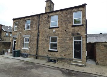 Thumbnail 2 bedroom end terrace house to rent in Fenton Street, Mirfield, West Yorkshire