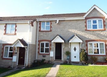 Thumbnail 2 bed terraced house for sale in Serel Drive, Wells