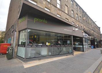 Thumbnail Restaurant/cafe for sale in Morrison Street, Edinburgh
