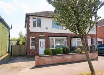 Thumbnail 3 bed semi-detached house for sale in Aylestone Drive, Leicester