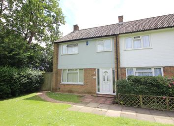 Thumbnail 3 bed end terrace house for sale in Nicholls Field, Harlow