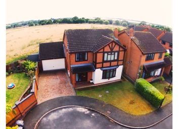 Thumbnail 4 bed detached house for sale in Dotterel Place, Kidderminster