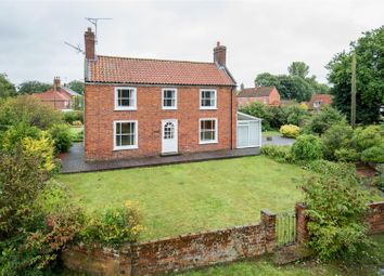 Thumbnail 3 bedroom detached house for sale in Old Bolingbroke, Spilsby
