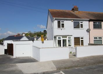 Thumbnail 3 bed end terrace house for sale in Hill Park Road, Torquay