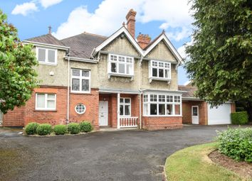 Thumbnail 5 bed detached house for sale in Woodcote Road, Caversham, Reading