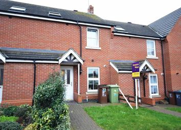 Thumbnail 3 bedroom terraced house for sale in Farnborough Close, Corby, Northamptonshire