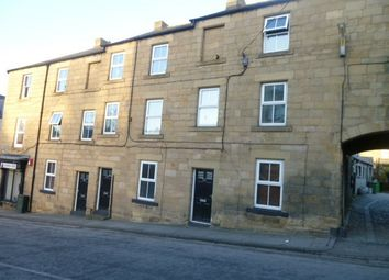 Thumbnail 1 bed flat to rent in Tower Lane, Alnwick, Northumberland